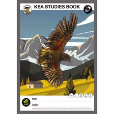 Clever Kiwi Kea Studies Book Multi-Coloured