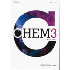 Ncea Year 13 Chemistry 3 Workbook