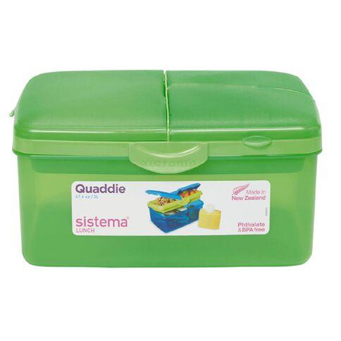 Sistema Quaddie Tint 2L Assorted