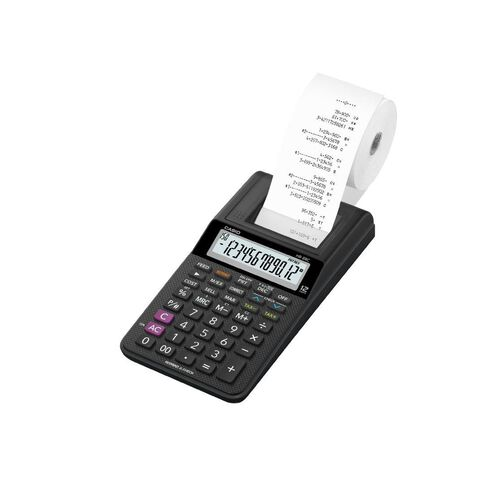 Casio HR8RC Printing Calculator