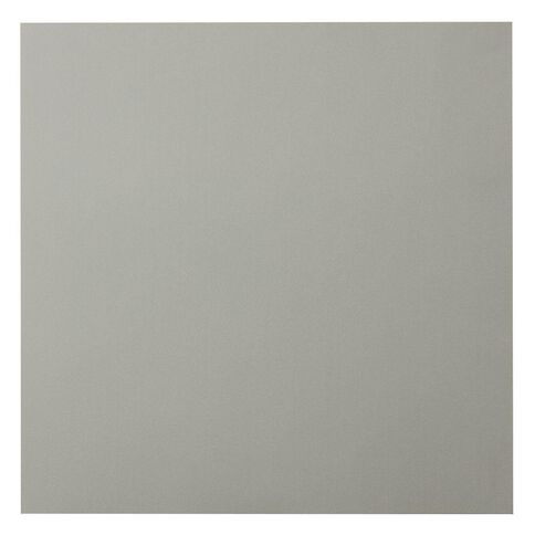 American Crafts Smooth Cardstock 12x12 Stone