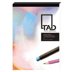 The Art Department Sketch Pad 200gsm White A4