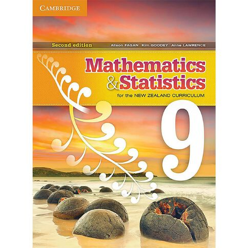 Year 9 Mathematics And Statistics For Nz Curriculum