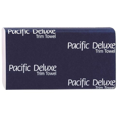 Pacific Hygiene Pacific Deluxe Trim Towel 20.5 x 26.25mm 120 Sheets