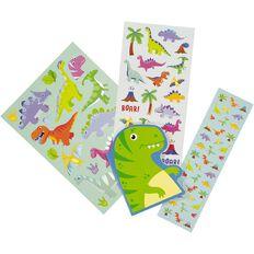 Kookie Sticker Album Pack Dinosaur