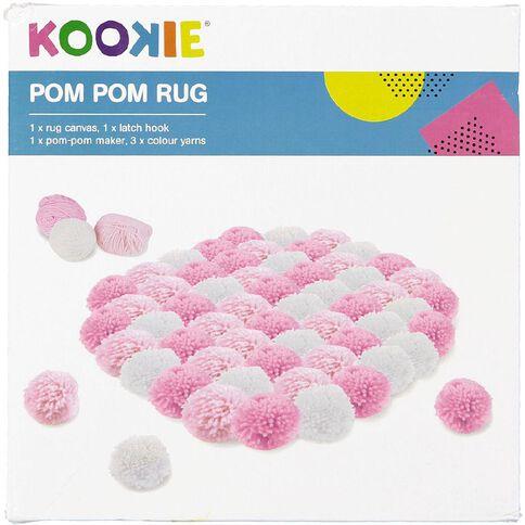 Kookie Make Your Own Pom Pom Rug