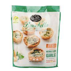 Valentina Bruschetta Garlic 150g