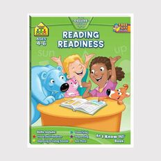 DWB I know it 64pg: Reading Readiness (0-5)