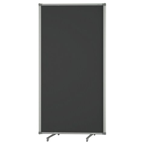 Boyd Visuals Free Standing Partition 1800H Grey