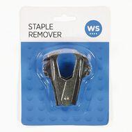 WS Staple Remover Black