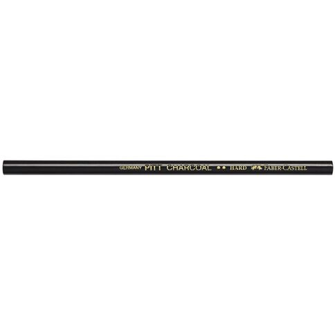 Faber-Castell Charcoal Pencil Hard Grey