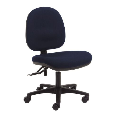 Chair Solutions Aspen Midback Chair Navy