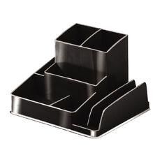 Italplast E Desk Organiser Black