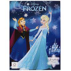 Frozen Scrapbook 64 Page