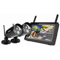 Uniden G3720 7 Monitor + 2 Digital Wireless Cameras 1080P Full Hd Silver