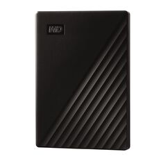 WD My Passport 1TB USB 3.0 External HDD Black