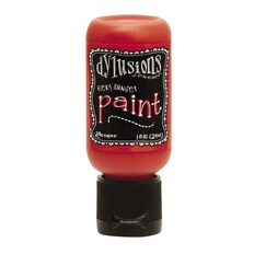 Ranger Dylusions Paint 1oz Fiery Sunset