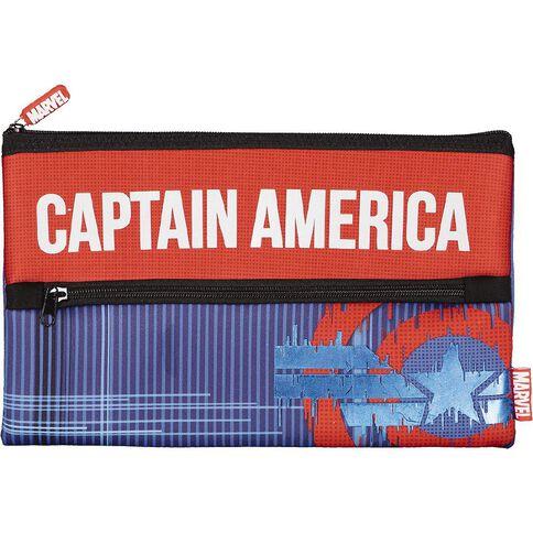 Avengers Captain America Neoprene Pencil Case
