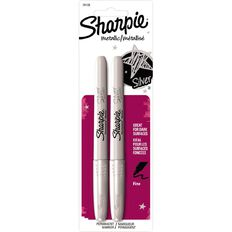 Sharpie Metallic Markers 2 Pack Silver
