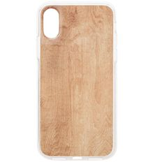 New Craft iPhone X/XS Wood Grain Case
