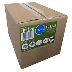 Tudor Envelope C5 Manilla Non Window Lick & Stick 250 Box