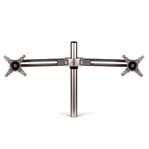 Fellowes Dual Monitor Arm For Lotus Sit Stand Black