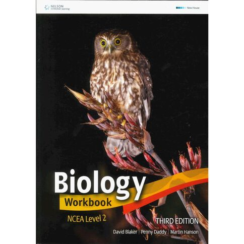 Ncea Year 12 Biology Workbook