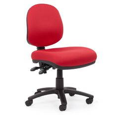 Chairmaster Apex Plus Midback Chair Red Red