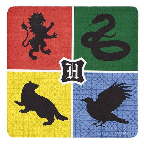 Harry Potter House Pride Mouse Pad