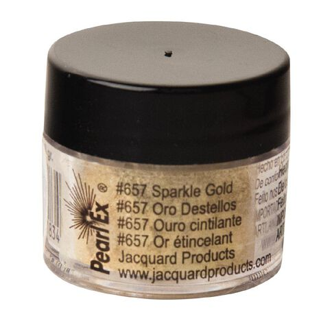 Jacquard Pearl Ex 3g Sparkle Gold
