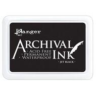 Ranger Stamp Pad Jet Black