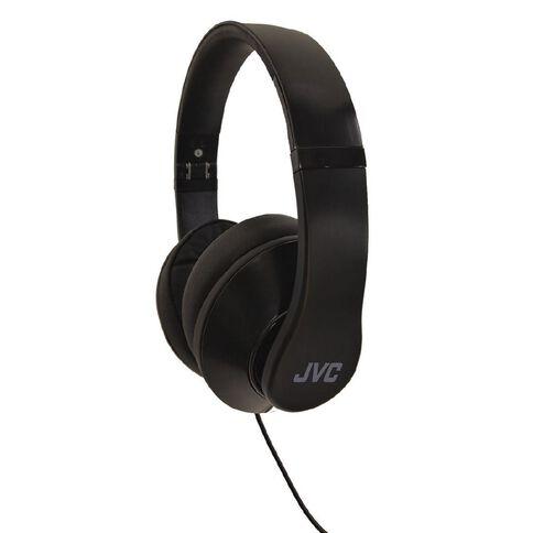 JVC Headphones Black