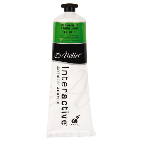 Atelier S2 Permanent 80ml Light Green