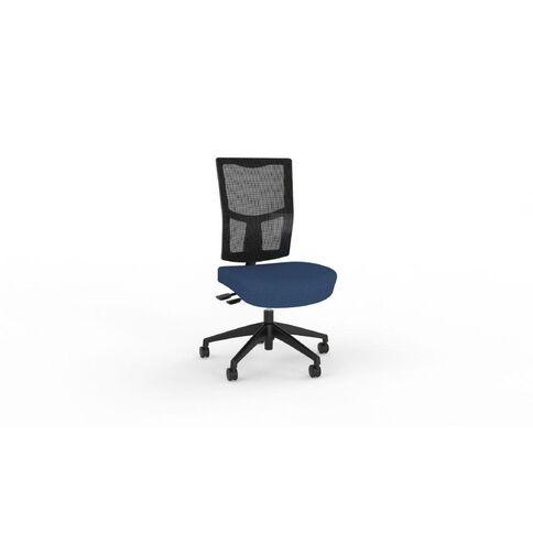 Tremendous Chairmaster Urban Mesh Chair Deep Blue Warehouse Bralicious Painted Fabric Chair Ideas Braliciousco