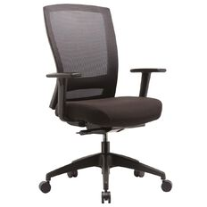 Buro Seating Mentor Executive Chair with Nylon Base