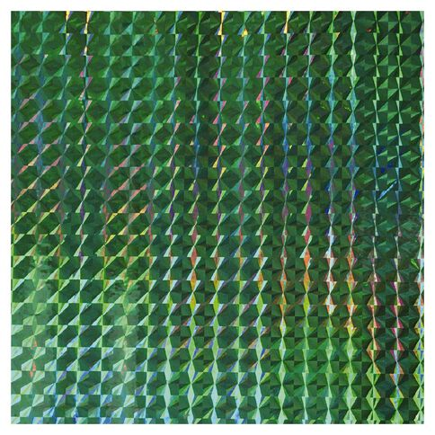 SKINZ Holographic Book Cover 45cm x 1m Assorted