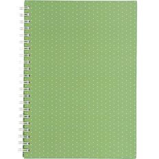 Uniti Secret Garden Hardcover Notebook Spot A4