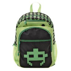 Kookie Gaming Backpack Green