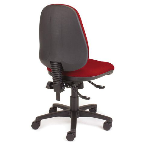 Chair Solutions Ergon Highback Chair Red