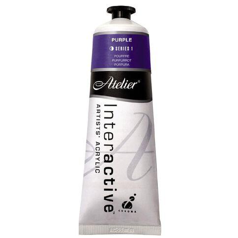 Atelier S1 Purple 80ml Purple 80ml