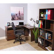 Workspace Soho Workstation Walnut