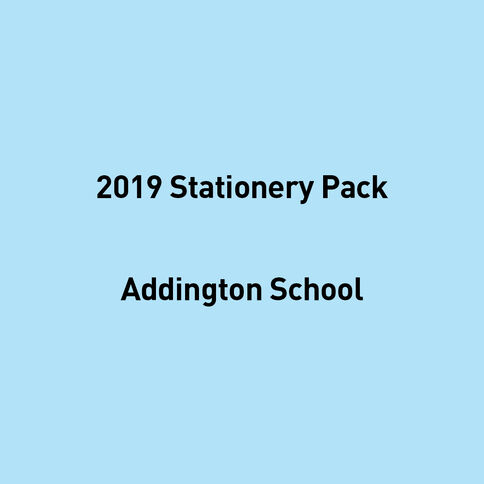 Addington School - Year 1&2