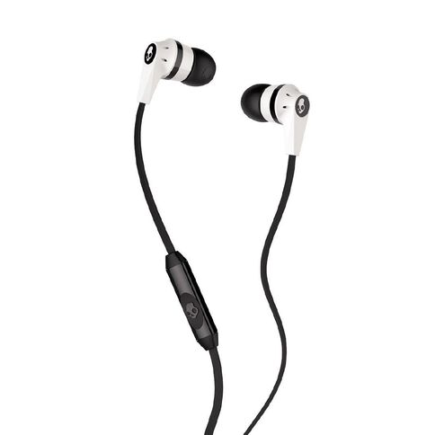 Skullcandy Ink'd Earbuds White