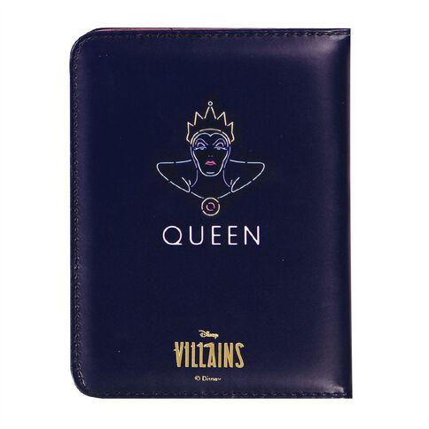 Disney Villains Passport Holder Queen