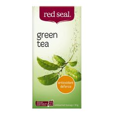 Red Seal Green Tea 25s