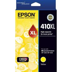 Epson Ink 410XL Yellow (650 Pages)