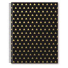 Miquelrius Notebook Triangles Black/Gold A4