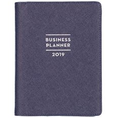 Planner 2019 Business Planner Week To View Navy