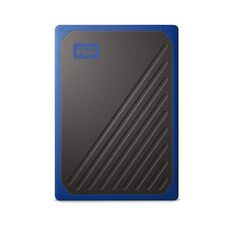 WD My Passport GO Portable SSD Colbolt
