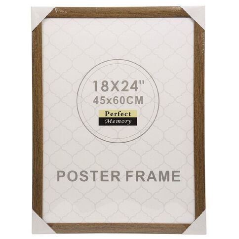 Poster Frame Newport 18in X 24in Assorted Warehouse Stationery Nz